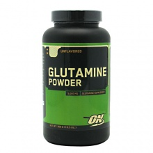 Глютамин Optimum Nutrition Glutamine Powder 600 гр