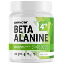 Аминокислота 4Me Nutrition Beta Alanine 200 гр